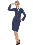 Costume Donna Capitano Aeronautica Pin Up | 35527